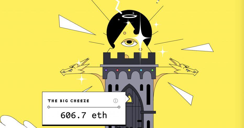 《以太猫》团队新链游《奶酪巫师》黑客马拉松开启,奖励价值15000美金