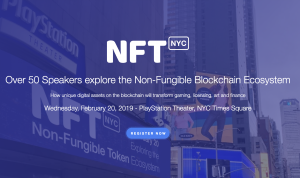 NFT.NYC — Exploring the Non-Fungible Blockchain Ecosystem